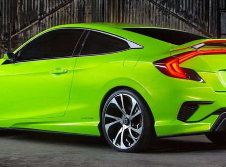 Honda unveils what could be the next Honda Civic