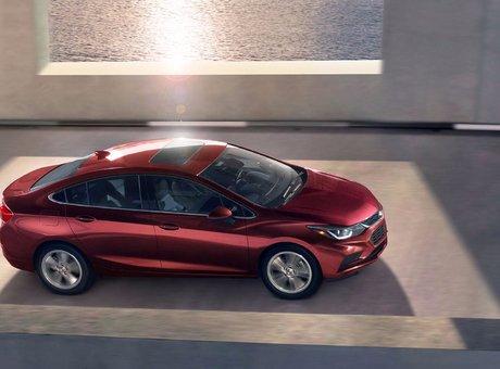 Chevrolet Cruze 2017 : la compacte qui mérite d'être connue