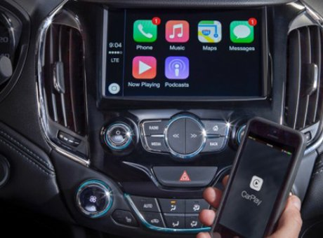 Découvrez le système Apple CarPlay!
