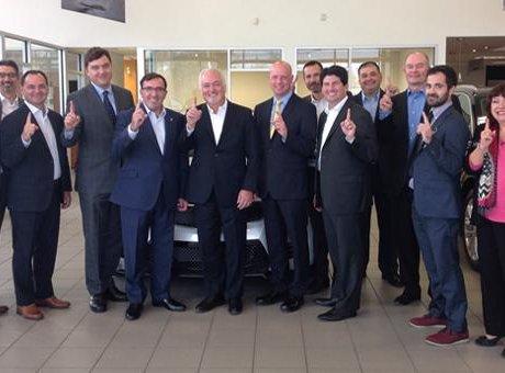 Cadillac Chevrolet Buick GMC parmi le top 10 des concessions GM au Québec