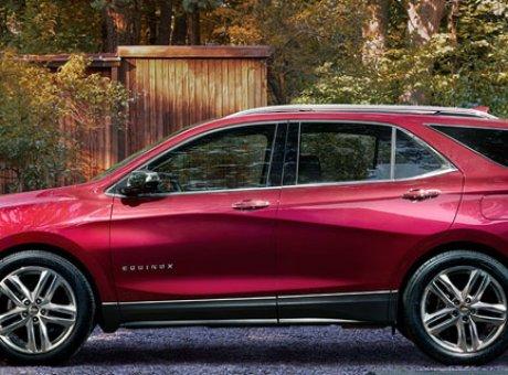 Chevrolet Equinox 2018: tout ce qu'on a besoin de savoir