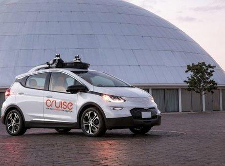 La Chevrolet Bolt autonome est enfin prête