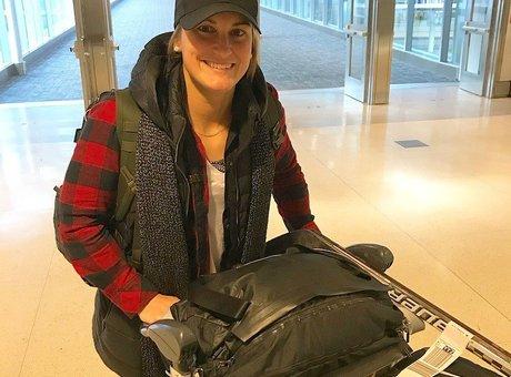 En route vers les Olympiques avec Marie-Philip Poulin