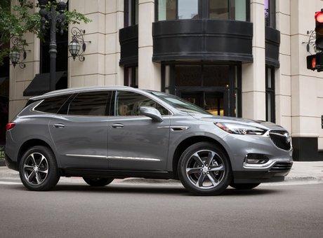 Buick Enclave2018, êtes-vous prêt pour le confort?