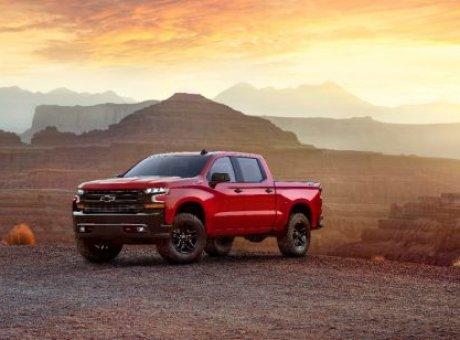 Voici le tout nouveau Chevrolet Silverado 2019
