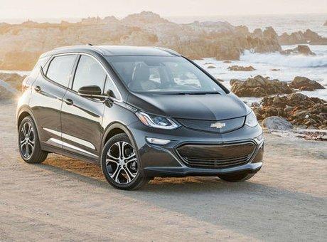 La Chevrolet Bolt est élue meilleure voiture verte par Consumer Reports