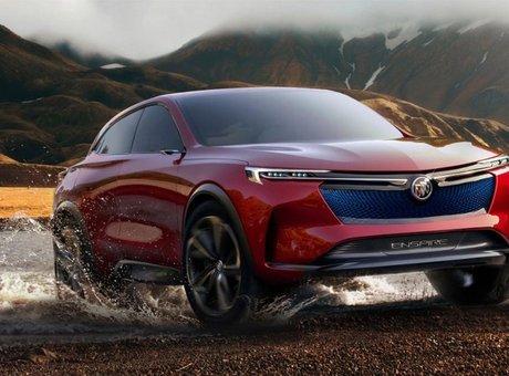 Le nouveau Buick tout-électrique Enspire de 550 chevaux