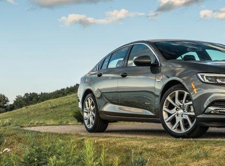 La nouvelle Buick Regal Avenir 2019, un vrai régal pour les yeux!