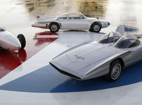Retour stupéfiant sur la GM Firebird concept 1950