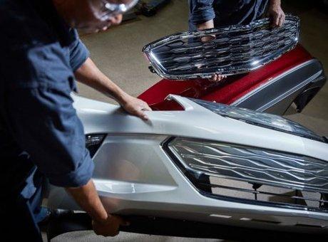 GM lance un nouveau service de réparation en cas de collision