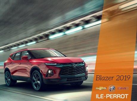 Le Chevrolet Blazer 2019 bientôt disponible