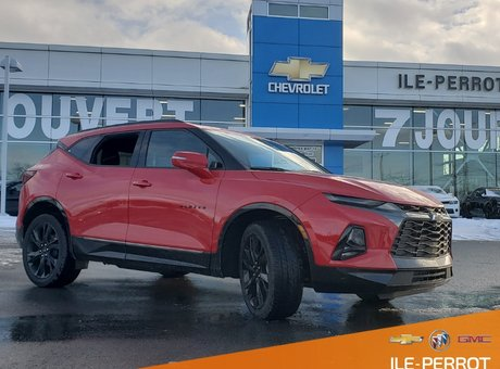 Le Chevrolet Blazer 2019 revient en force