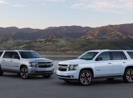 Les gros VUS de GM feront tous peau neuve pour 2021