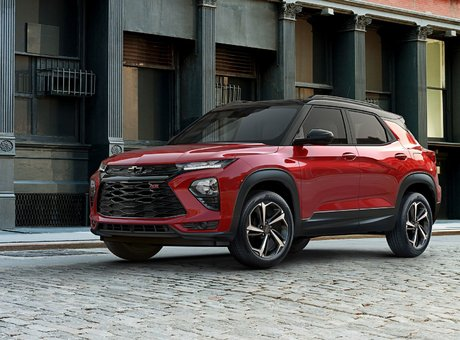 Le Chevrolet Trailblazer confirmé pour 2021