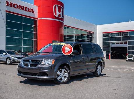 Dodge Grand Caravan Canada Value Package 2017