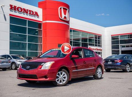 Nissan Sentra 2.0 manuelle 2011