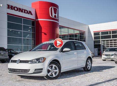 Volkswagen GOLF S IMPECCABLE/2SET DE MAG ETE HIVER 2016