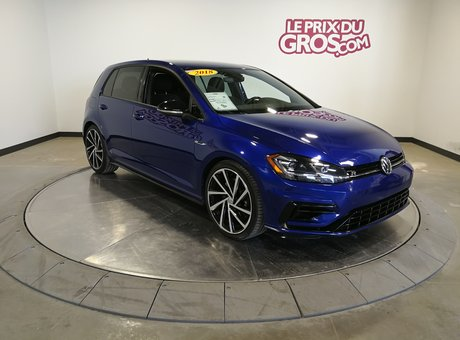 Volkswagen Trois Rivieres >> Pre Owned Vehicles Blue Volkswagen Golf R In Inventory For
