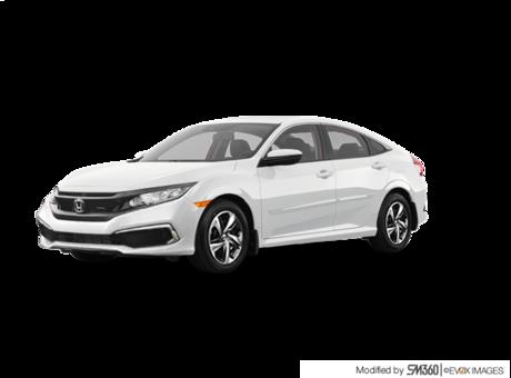 Honda CIVIC SDN LX LX 2019
