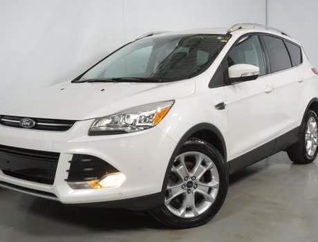 2016 Ford Escape Titanium AWD TOIT CUIR