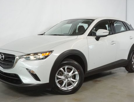 Mazda CX-3 GS AWD SIEGE CHAUFFANT 2019