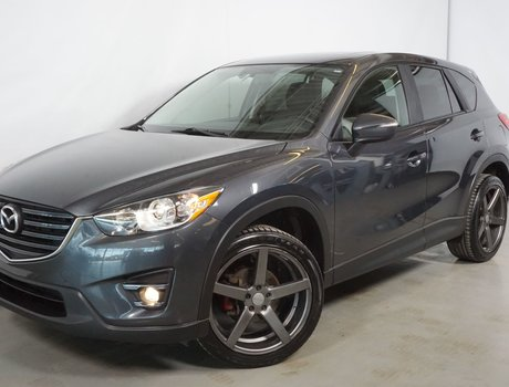Mazda CX-5 GS LUXE AWD CUIR GPS 2016