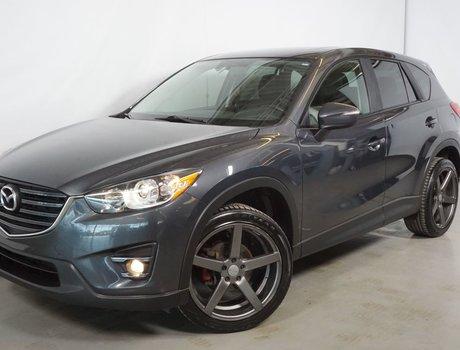2016 Mazda CX-5 GS LUXE AWD CUIR GPS
