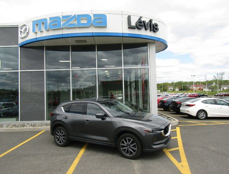 2017 Mazda CX-5 GT Tech Cuir Toit GPS