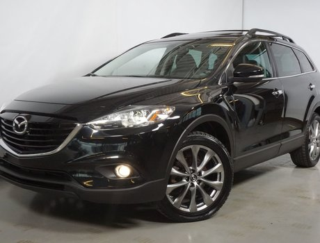 2015 Mazda CX-9 GT AWD CUIR GPS TOIT 7-PASS