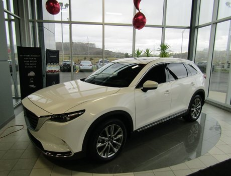 2018 Mazda CX-9 GT Cuir, Toit, 7 Passagers