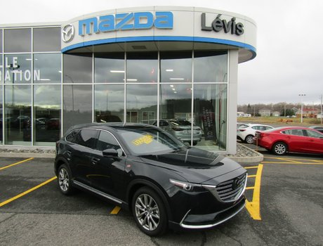 2018 Mazda CX-9 GT Cuir, Toit, 7 Passager