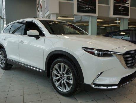 2018 Mazda CX-9 Signature AWD CUIR TOIT 7-PASS