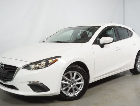 Mazda Mazda3 Sport GS SIEGE CHAUFFANT 2015