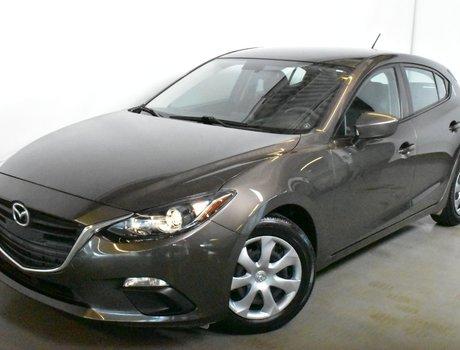 2015  Mazda3 Sport GX A/C BLUETOOTH