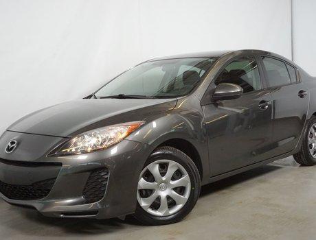 Mazda Mazda3 GX A/C VITRES TEINTES 2012