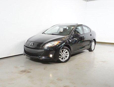 Mazda3 GS-SKY TOIT SIEGE CHAUFFANT 2012