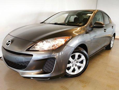 2012  Mazda3 GX A/C VITRES TEINTES