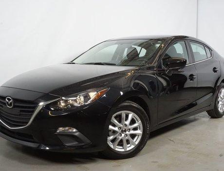 2015 Mazda Mazda3 GS MAG SIEGE CHAUFFANT