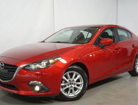 2015  Mazda3 GS TOIT GPS SIEGE CHAUFFANT