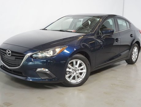 2015  Mazda3 GS MAG CAMERA BLUETOOTH