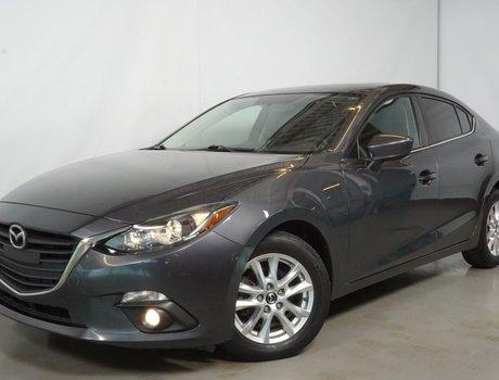 2015  Mazda3 GS TOIT SIEGE CHAUFFANT