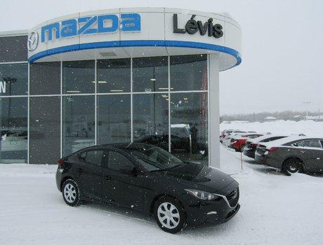 Mazda Mazda3 GX avec groupe Comfort 2016