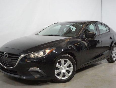 Mazda Mazda3 GX CAMERA BLUETOOTH 2016