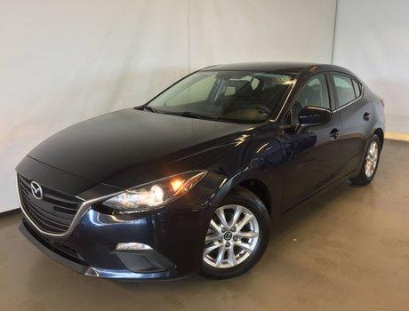2016  Mazda3 GS MAG SIEGE CHAUFFANT