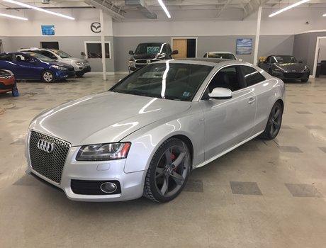 2011 Audi A5 2.0L PREMIUM PLUS