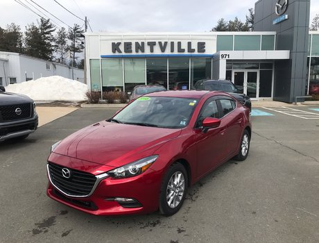 2018  Mazda3 50TH ANNIVERSARY EDITION