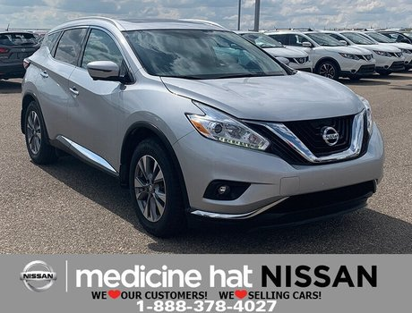 2016 Nissan Murano UNKNOWN