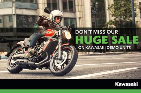Kawasaki Huge Sale