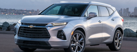 Le nouveau Chevrolet Blazer 2019