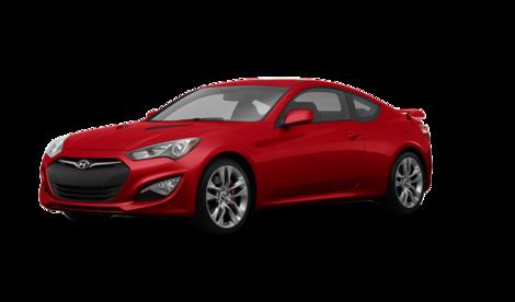 Hyundai Genesis Coupe  2016